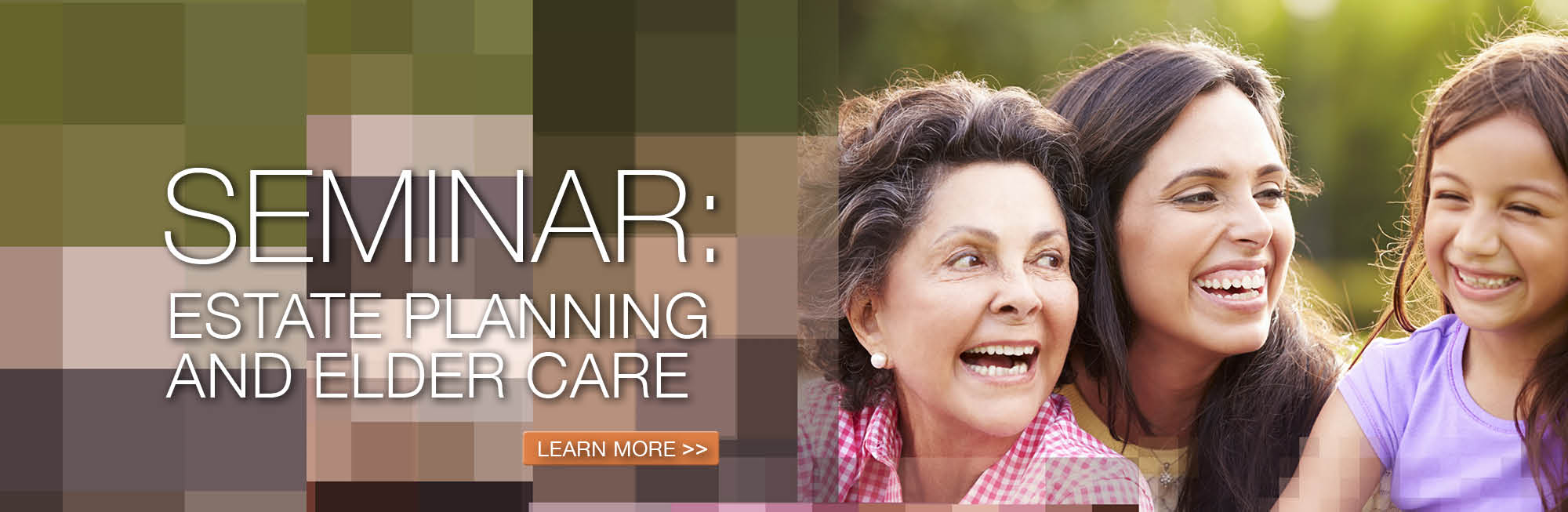 Estate Planning & Elder Care Seminar